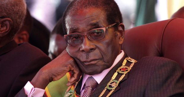Mugabe donates $1 million to AU Foundation