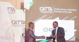GCNet wins convented ICT award