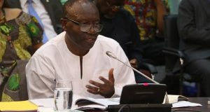 Ken Ofori Atta, Minister for Finance
