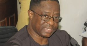 Peter Amewu-Minister for Lands and Natural Resources