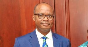 Dr Ernest Addison,Governor, Bank of Ghana