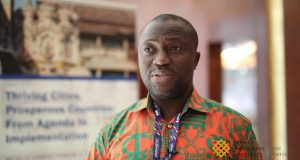 Mohammed Adjei Sowah, Mayor of Accra