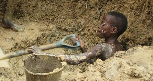 the rant democracy is not democracy in ghana if child labour exist
