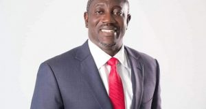 Daniel Addo, CEO of Consolidated Bank Ghana