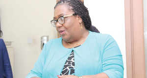 Dr Lydia Baaba -Dsane Selby Deputy Chief Executive,Operations
