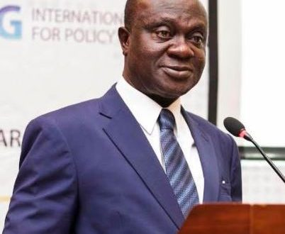 Prof George Gyan-Baffour, Minister for Planning