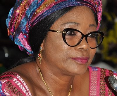 Mrs Cynthia Morrison,Minister of Gender,Children and Social Protection