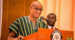Mustapha Hamid, Minister for Inner Cities and Zongo Development