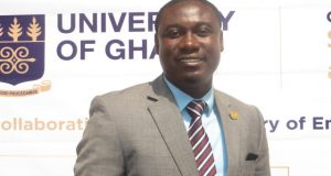 Mr Franklin Owusu Karikari