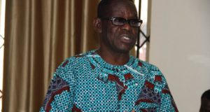 Mr Clement Kawuribi, Municipal Director of Agriculture, Sissala East