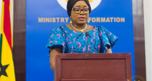 Cynthia Maamle Morrison, Minister for Gender, Children and Social Protection