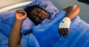 Opposition MP Joana Mamombe is one of the three women who allege they were tortured by state agents