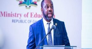 Education Minister, Dr Matthew Opoku Prempeh