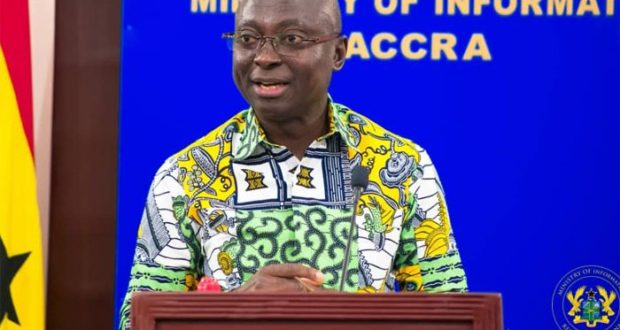 Samuel Atta Akyea, Minister for Works and Housing