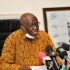 Aviation Minister,Mr Joseph Kofi Adda
