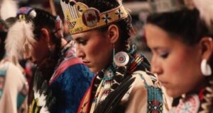 The Five Tribes of Oklahoma - Cherokee, Chickasaw, Choctaw and Seminole and Muscogee Nation - proudly uphold their traditions